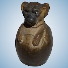 Sweet Pug Dog Candy Container