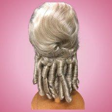 Large Vintage Blonde Doll Wig