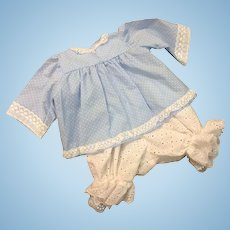 Dolls Cotton Top & Bloomers