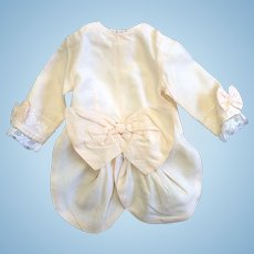 Fashion Doll Jacket trimmed with Bows