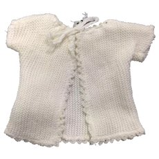 Cute Knitted Dolls Jacket