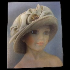"""Miniature Millinery"" Doll Hat Kit"