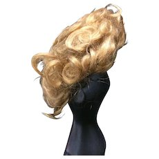 Lovely Vintage Mohair Wig