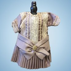 Sweet Bronze Doll Dress
