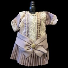 Sweet Bronze Doll Dress