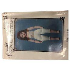 "Vintage Bru Body Pattern 19 1/2"", 24"" & 26"" Doll"