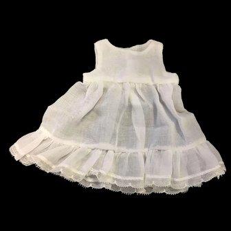 Fine Muslin Doll's Petticoat
