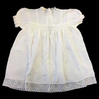 Beautiful Vintage Baby Dress - New with Tag!