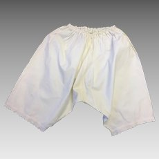 Lady's Old Vintage Bloomers