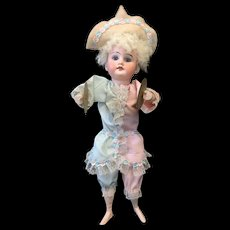 Sweet Antique AM Cymbal Clapper Doll