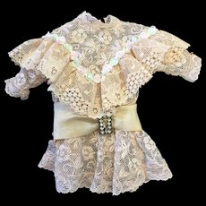 Lovely Vintage Dress for Small Doll