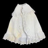 Antique Dolls Cloak