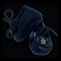 Vintage Pair Doll Shoes