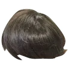 "Vintage Human Hair Doll Wig 8"" - 9"""