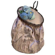 Wonderful Flapper Deco Handmade Purse or Bag