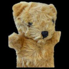 Small Vintage Mohair Teddy Bear