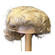 """Lovely Vintage Mohair Doll Wig Size 14-15"""""""