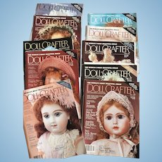10 x Doll Crafter Magazines