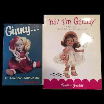 Ginny...An American Toddler Doll & Hi! I'm Ginny Books