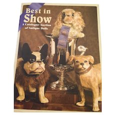 Best in Show Auction Catalog by Theriault