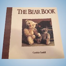 The Bear Book by Cynthia Gaskill -Theriault Catalog