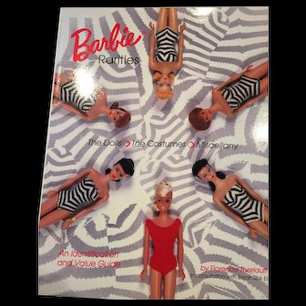 Barbie Rarities - An identification and Value Guide by Florence Theriault