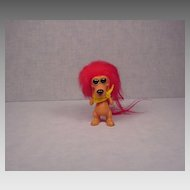 Vintage Royalty Design Dog Troll