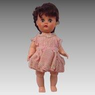Block Doll Hard plastic Walker