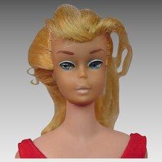 Vintage Swirl Ponytail Barbie doll Mattel