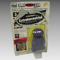 Remco Mel Appel Extraterrestrial 1982 Toy George
