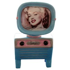 Vandor Marilyn Monroe TV Salt and Pepper Shakers
