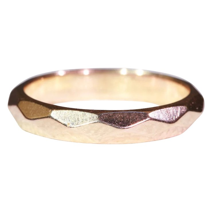bands product gold metamorphosis jewelry band textured b design uniquely wedding