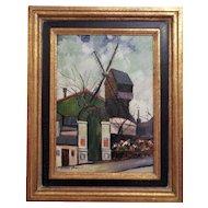 Elisee Maclet Original oil on canvas