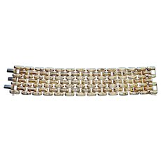 Art Deco 14 Kt Ladies Bracelet