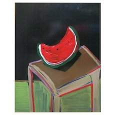 Original Juan Guzman-Maldonado Painting