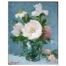 Dietz Edzard Org Oil on Canvas