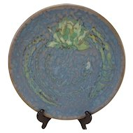 Antique Arts & Crafts Pottery Plate or Charger