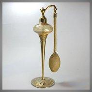 DeVilbiss 1928 Art Nouveau Perfume Atomizer