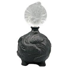 Czech Black Ingrid Venus Rising Perfume Bottle