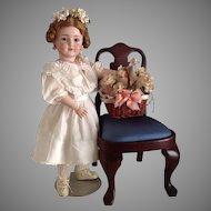 All Original~ Simon Halbig 1279 DEP Rare Character doll ~