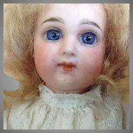 "Wilhiem Dehler~W.D. ~10 1/2"" ~ Size ""0"" circa 1880 ~ ''Jumeau Look-a-like' ~"