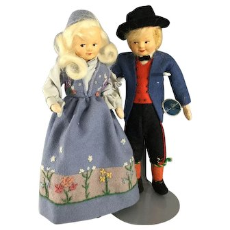 Norway couple from Ronnaug Petterssen~