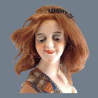 "Galluba & Hoffman 5842 Lovely 12"" German bisque Lady"