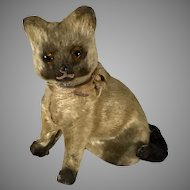 """3"""" Siamese Cat~ Purrfect size for Dolls"""