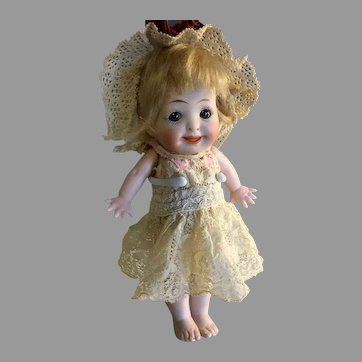 hold~All Bisque~ Our Fairy~ 6.5 inch ~Hertal Schwab~ 222 16
