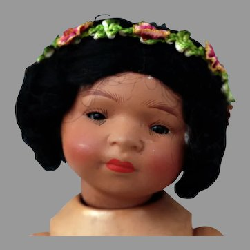 "10 "" Island Girl~   Kopplesdorf 444~ All Original"