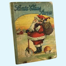 Santa Claus Stories~ Christmas Book~