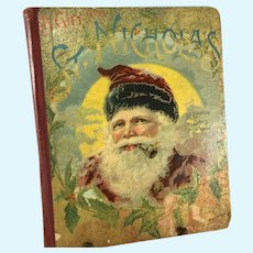 "McLoughlin ""Gift from St. Nickolas"" Christmas Book"