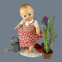 """Eugenia Doll Company~ Toddler 13"""" ~ Original clothes~ Darling Imp!"""
