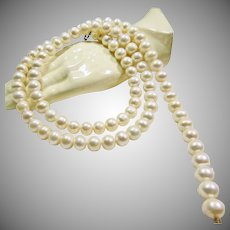 32 Inch Freshwater Pearl Necklace